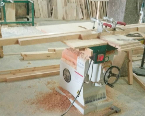 仿古木雕的加工机器