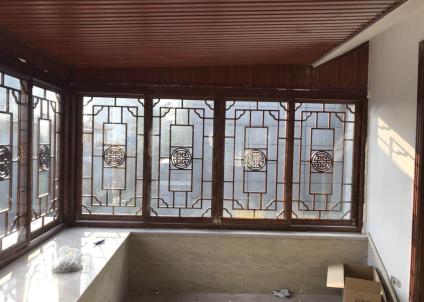 重庆木雕仿古门窗
