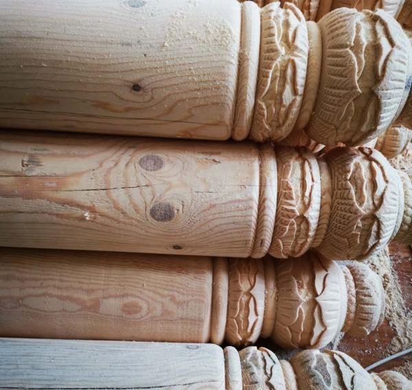 中式仿古木材